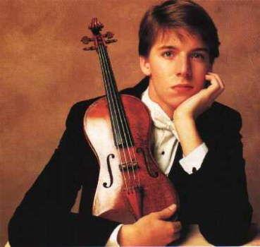 Joshua Bell - metro