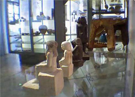 Le mystère de la statue qui bouge toute seule