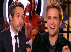 Robert Pattinson au Petit Journal