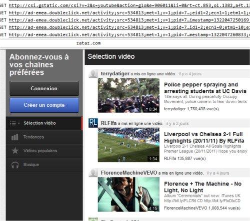 Le nouveau Youtube